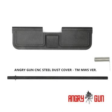 Angry Gun CNC Steel Dust Cover for TM MWS Ver. ( Marui MWS )