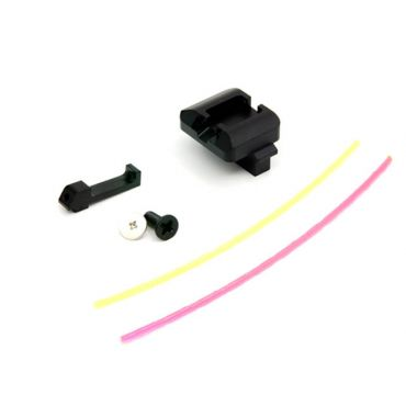 AIP Alumimun Front and Rear Sight ( Fiber) Version.2 For TM 5.1 Series