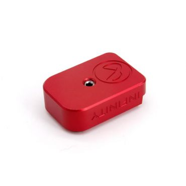 AIP CNC Infinity Magazine Base for Marui Hi capa ( Red )