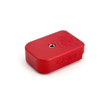 AIP CNC Limcat Magazine Base for Marui Hi capa ( Red )