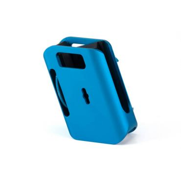 AIP Aluminum Magazine Pouch for Hi-Capa / G17 Magazine (Blue)