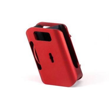 AIP Aluminum Magazine Pouch for Hi-Capa / G17 Magazine (Red)