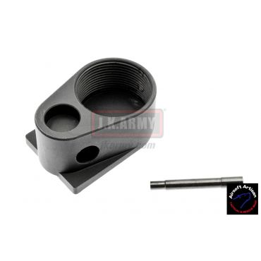 Airsoft Artisan M4 Stock Only Adapter for GHK / LCT AK GBB / AEG