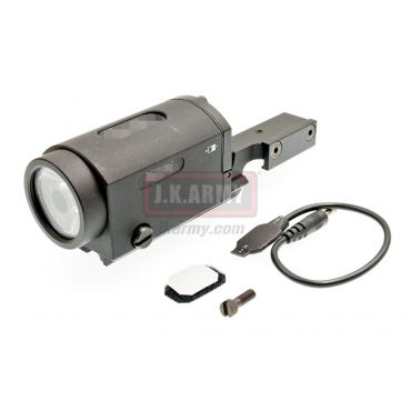 AK-SD TWPS LED Tactical Flash Light ( BK )