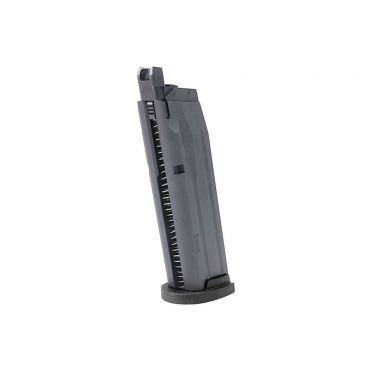 SIG AIR 25rds Magazine for P320 M18 GBB ( Black ) ( Green Gas ) ( Licensed by SIG Sauer ) ( by VFC )