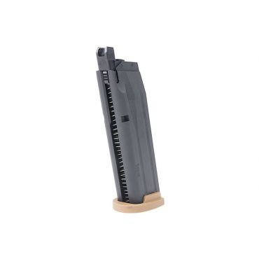 SIG AIR 25rds Magazine for P320 M18 GBB ( Green Gas ) ( Licensed by SIG Sauer ) ( by VFC )