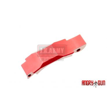 Angry Gun Billet Trigger Guard - Marui M4 MWS ( Red )