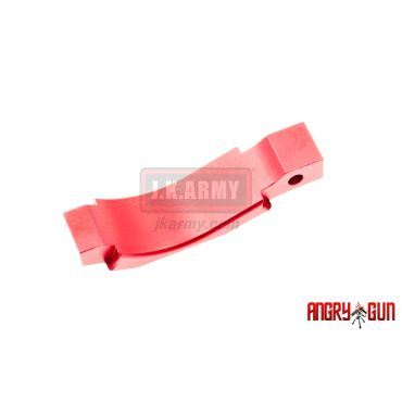 Angry Gun Billet Trigger Guard - WE M4 GBB ( Red )
