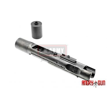 Angry Gun CNC Steel Bolt Carrier for Marui M4 MWS GBB ( BK )
