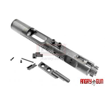 Angry Gun Complete CNC Steel Bolt Carrier WE M4 GBB - Gen2 Version ( Black )