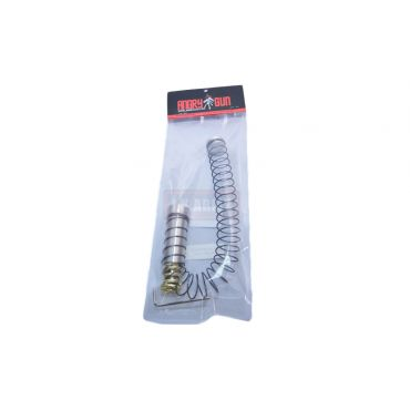 Angry Gun 300% Stainless Steel Super Recoil Kit For ( WA GBB M4 Series )