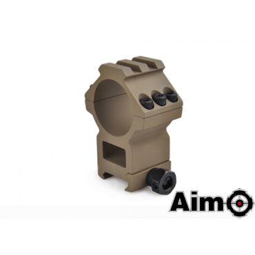 Aim-O Top Rail Extend 30mm Ring Mount ( DE )