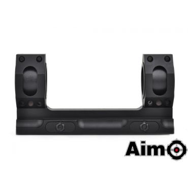 Aim-O Tactical 25.4-30mm Ring Mount ( BK )
