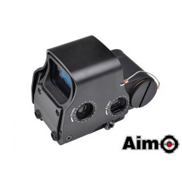 AIM ZPS 3-Z RED / GREEN Dot and QD Mount ( BK )
