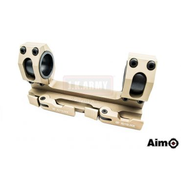 Aim-O Tactical 25.4-30mm Ring Mount ( DE )