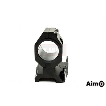AIM-O Tactical 25.3-30mm QD Mount ( BK )