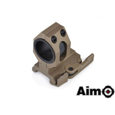AIM-O Tactical 25.3-30mm QD Mount ( DE )