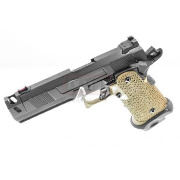ARMY Costa Carry Style GBB Pistol R501 Hi-Capa ( Dark Earth )