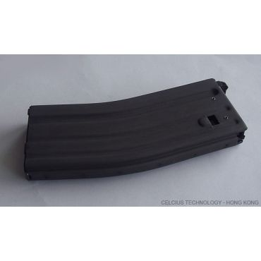 CELCIUS CTW PTW 130rds Magazine for M4 Series Training Weapon