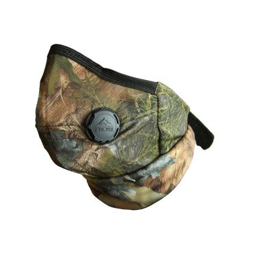 ATV Tek Pro Series Rider Dust Mask - Kings Mountanin Shadow Camo ( PSRDMCAMO )