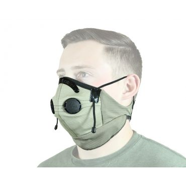 ATV TEK Pro Series Rider Dust Mask 2.0 ( Tan Black ) ( PSRDM1 ) ( Universal Size )