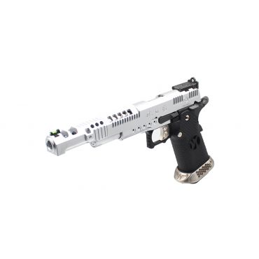 AW HX2403 .38 Supercomp Race GBB Airsoft Pistol Japan Version ( SV )