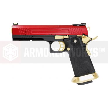ARMORER WORKS 5.1 Hi-Speed ( Red )