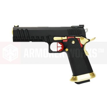 ARMORER WORKS AW 5.1 Hybrid HX2002 ( BK x Gold x Red )
