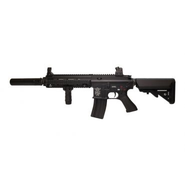 BOLT B4 DEVGRU EBB Airsoft Rifle ( w/ Supressor )