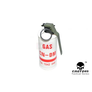 M7A3 Tear Gas Grenade Dummy
