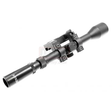 BELL ZF39 Style Replica Scope w/ Mount for BELL 98K Air-cocking / Gas Rifle