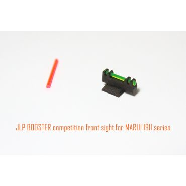 JLP BOOSTER Fiber Optic Front Sight for Tokyo Marui 1911 GBBP Series
