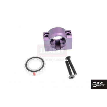 Bow Master Aluminum CNC Chamber for GHK AK GBB