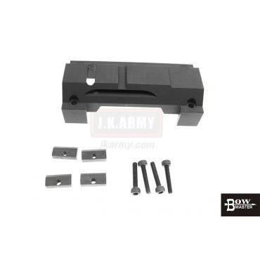 Bow Master Aluminum CNC Low Profile Mount for VFC / WE MP5 / G3