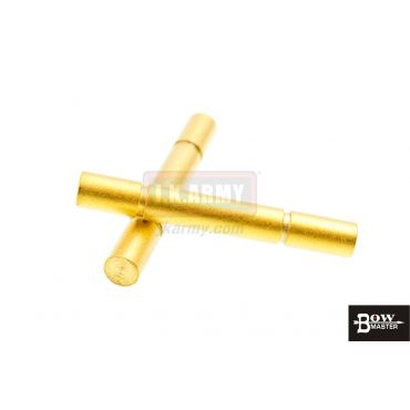 Bow Master Stainless Steel Pin Set for APS 870 ( M870 ) ( Gold )