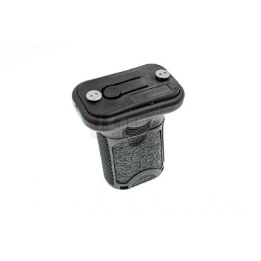 BATTLEAXE VFQ Grip SHORT for Keymod ( BK )