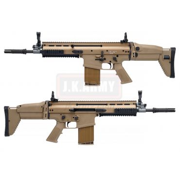 Cybergun FN SCAR H MK17 GBBR ( Tan ) ( by VFC )
