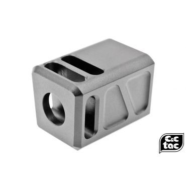 C&C M&P Style Compensator 14mm CW / CCW Thread