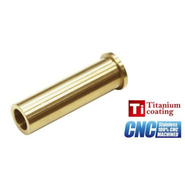 Guarder Stainless Spring Cap for TM HI-CAPA Golden Match 5.1 (Ti-Coating) ( Gold )
