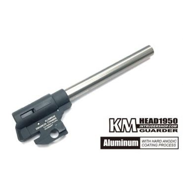 Guarder KM 6.01 inner Barrel with Chamber Set for TM HI-CAPA 4.3 GBBP