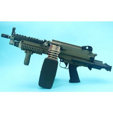 G&P M249K AEG ( Magpul FDE ) ( Limited Edition )