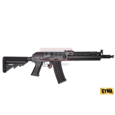 CYMA AK Tactical Full Metal Airsoft AEG ( Black )