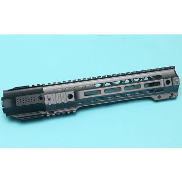 G&P Short Railed Handguard with SAI QD System ( Gray )