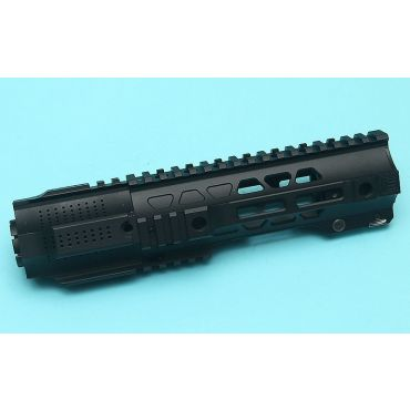 G&P CQB Railed Handguard with SAI QD System ( Black )