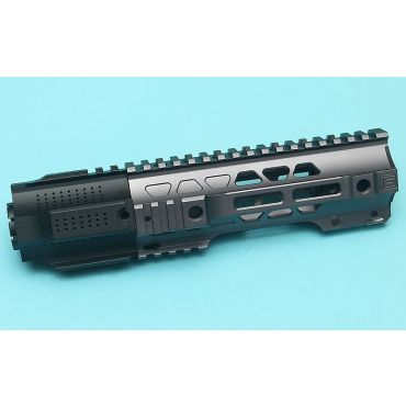 G&P CQB Railed Handguard with SAI QD System ( Gray )