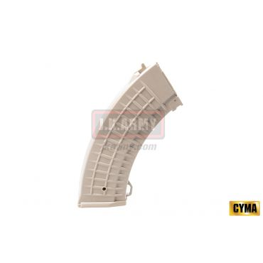CYMA AK47 Magazine for AEG (550 rounds) ( Tan )