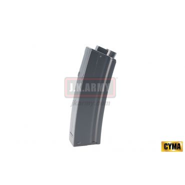 CYMA MP5 Short Magazine for AEG (60 rounds) (Black)