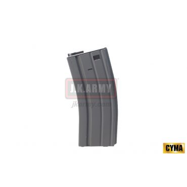 CYMA M4 Magazine for AEG (140 rounds) ( Black )
