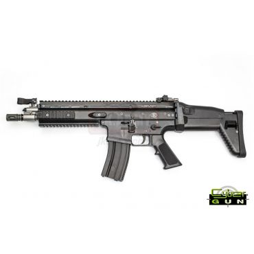 Cybergun SCAR-L GBB Rifle ( BK ) ( FN Herstal Officially Licensed ) ( WE )