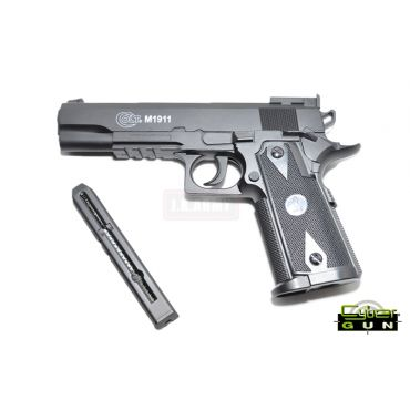 Cybergun COLT 1911 MATCH CO2 Culasse Fixe Non-Blowback Pistol